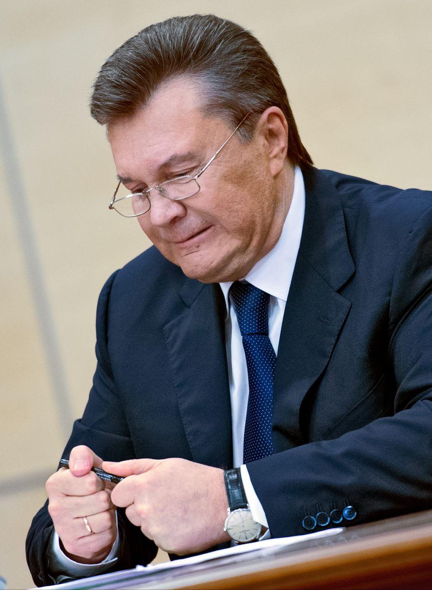 accused president viktor yanukovych - 666×910