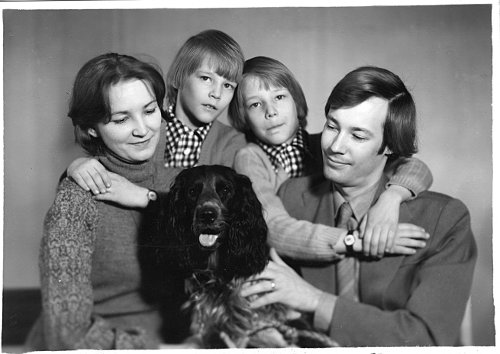 Фото семьи варди метод