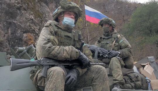 Риски для российских миротворцев