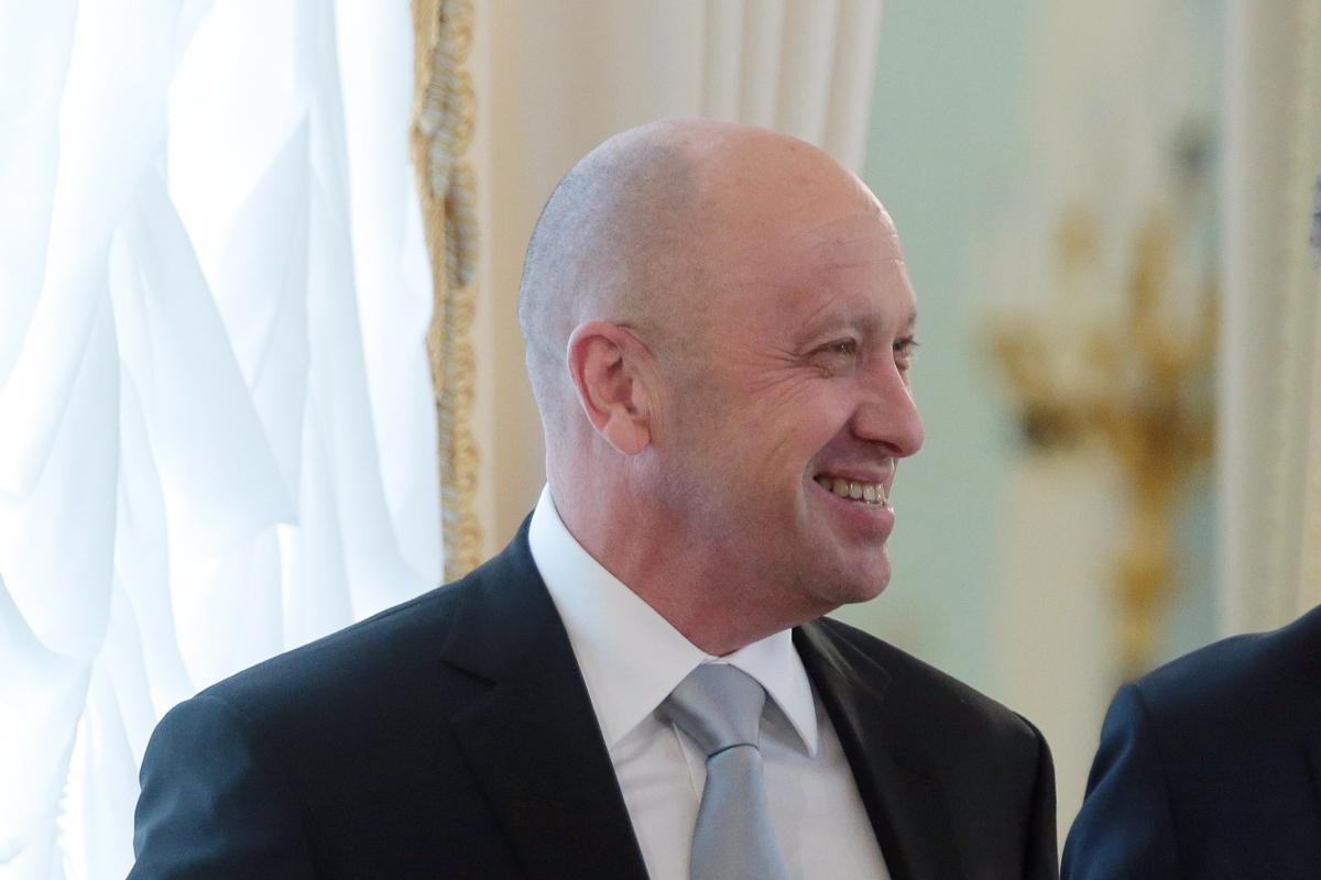 Пригожин отказался усыновлять журналиста Шевченко