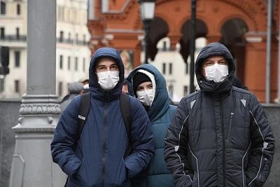 Масочный режим сохранится в Москве до осени