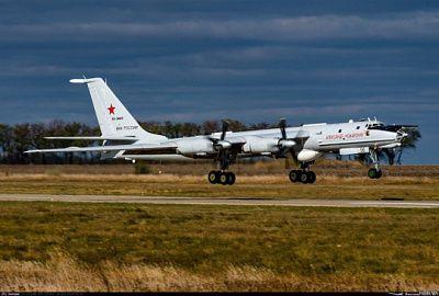 Два Ту-142 ВКС России заметили в опознавательной зоне ПВО Аляски